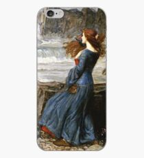 John William Waterhouse - Miranda - Der Sturm iPhone-Hülle & Cover