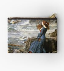 John William Waterhouse - Miranda - The Tempest Studio Pouch