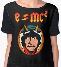 E=MC2 Chiffon Top