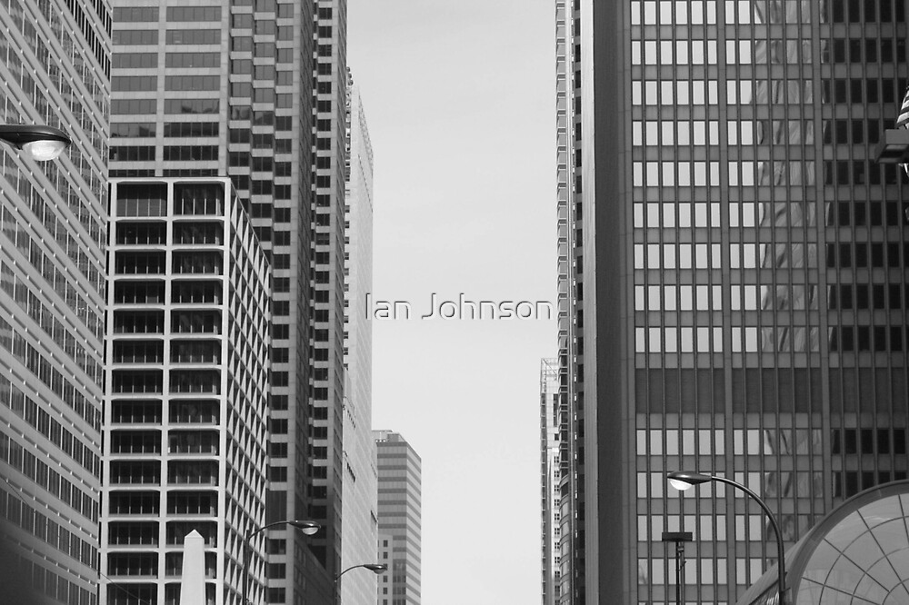 Chicago Symmetry by Ian Johnson