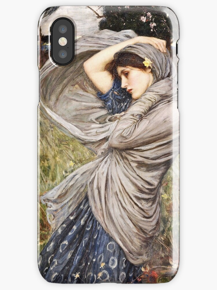 John William Waterhouse - Boreas by artcenter