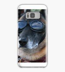 Dog Goggles Samsung Galaxy Case/Skin