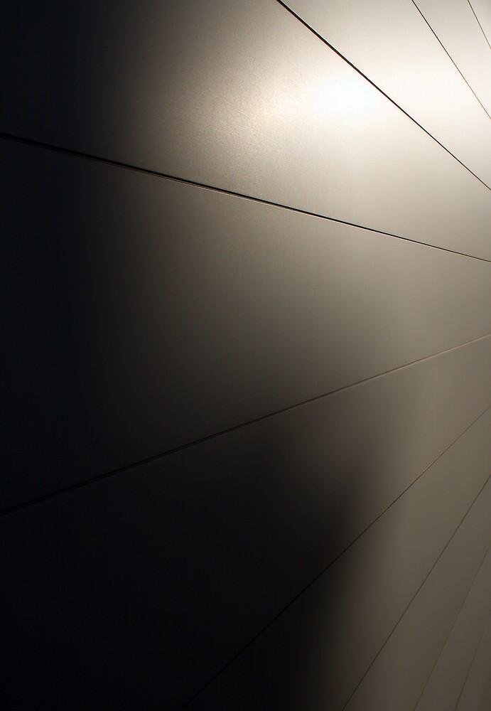 Light Beam by Ulf Buschmann