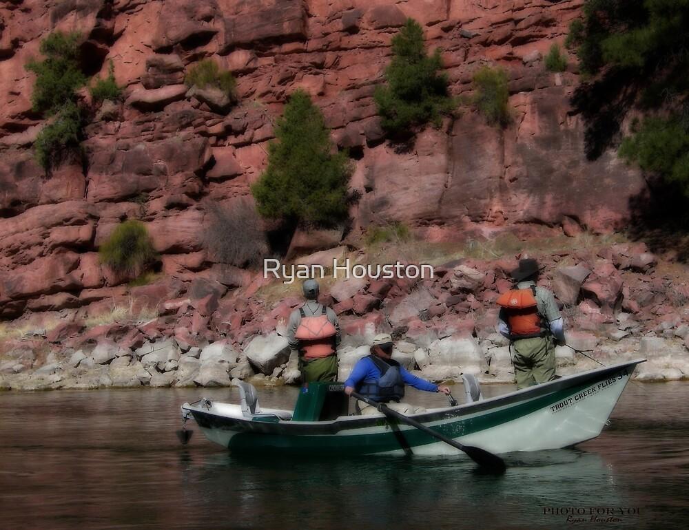 Trout Creek Flies, River Guide by Ryan Houston