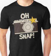 Oh Snap! Unisex T-Shirt