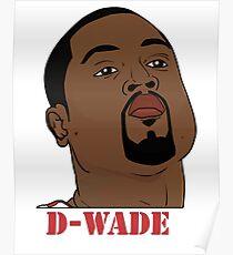D-Wade Poster