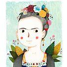 Frida by Judith Loske