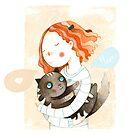 Meow by Judith Loske