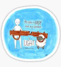 Light Yoke Sticker