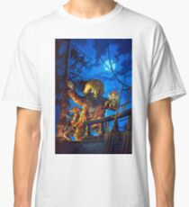 Monkey Island - LeChuck - Guybrush Threepwood - The Secret of Monkey Island - Le Chuck Classic T-Shirt
