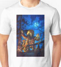 Monkey Island - LeChuck - Guybrush Threepwood - The Secret of Monkey Island - Le Chuck Unisex T-Shirt