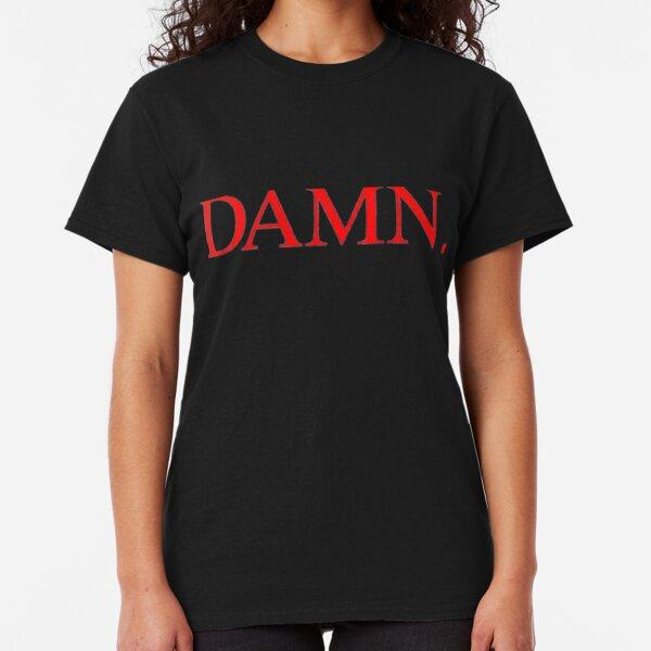 Kendrick Lamar DAMN Classic T-Shirt