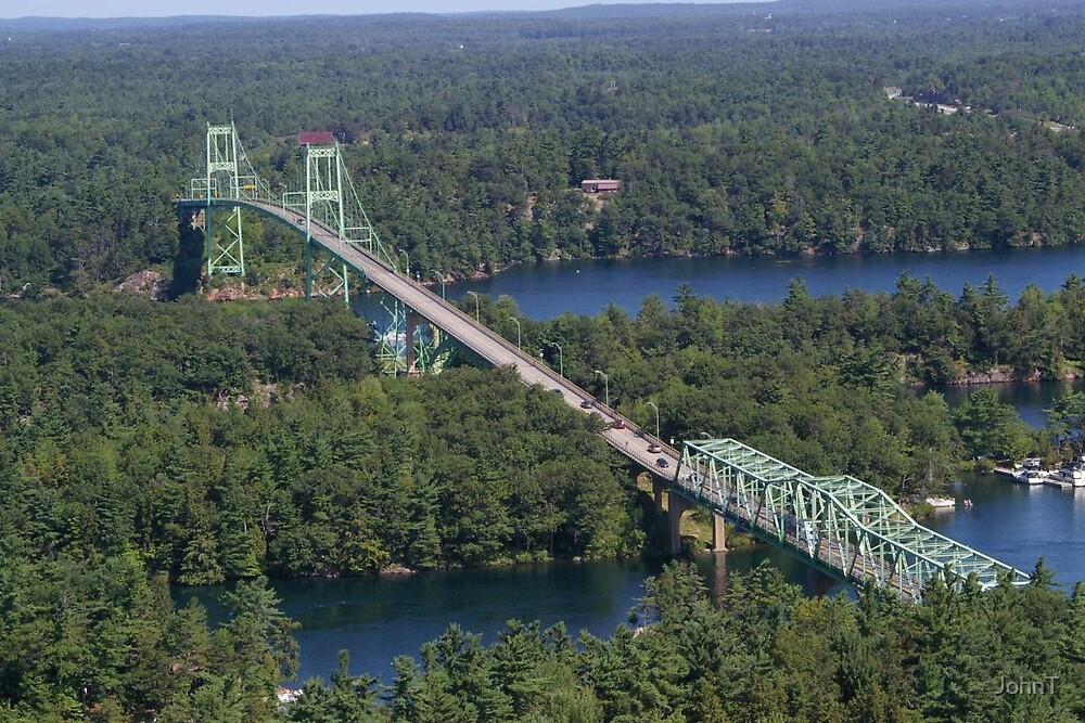 Bridge over a Thousand Islands by JohnT