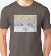 Melting man and sky T-Shirt