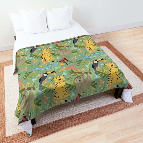 Jungle Adventure Comforter