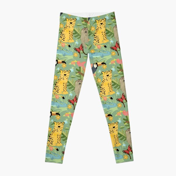 Jungle Adventure Leggings
