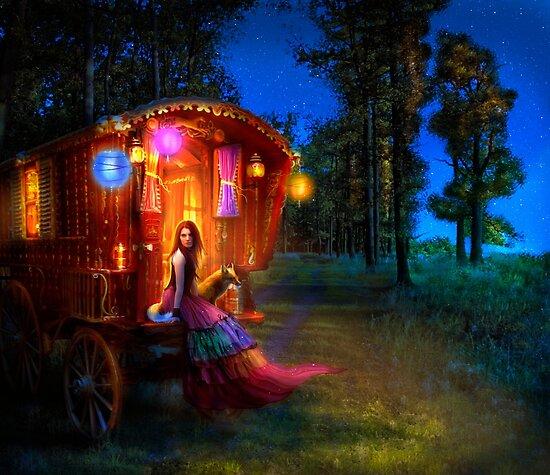 Wanderlust by Aimee Stewart