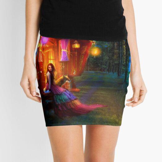 Wanderlust Mini Skirt
