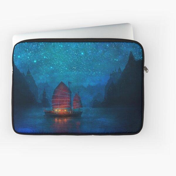 Our Secret Harbor Laptop Sleeve
