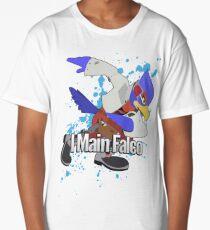 I Main Falco - Super Smash Bros. Long T-Shirt
