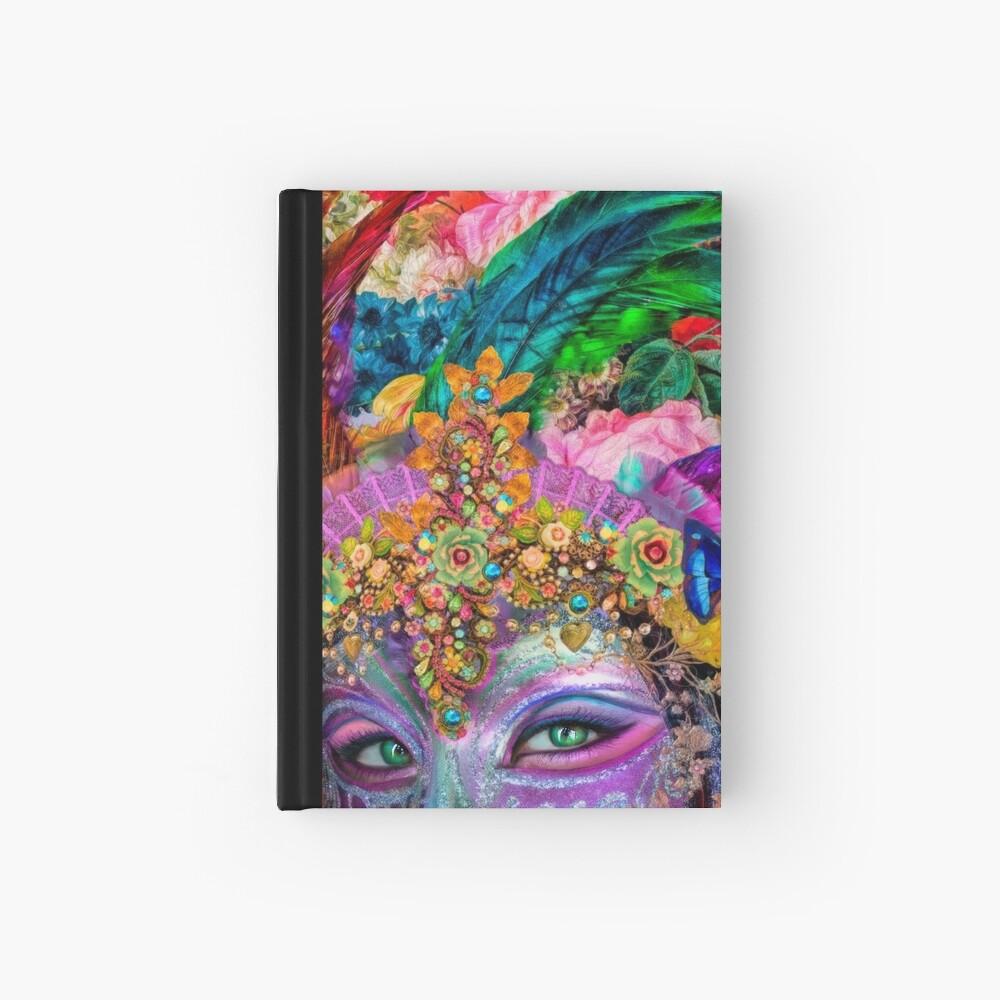 The Mascherari's Muse Hardcover Journal