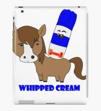 Whipped Cream iPad Case/Skin