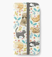 My Cats iPhone Wallet/Case/Skin