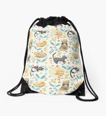 My Cats Drawstring Bag