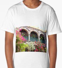 Convento de La Popa, Cartagena, Columbia Long T-Shirt