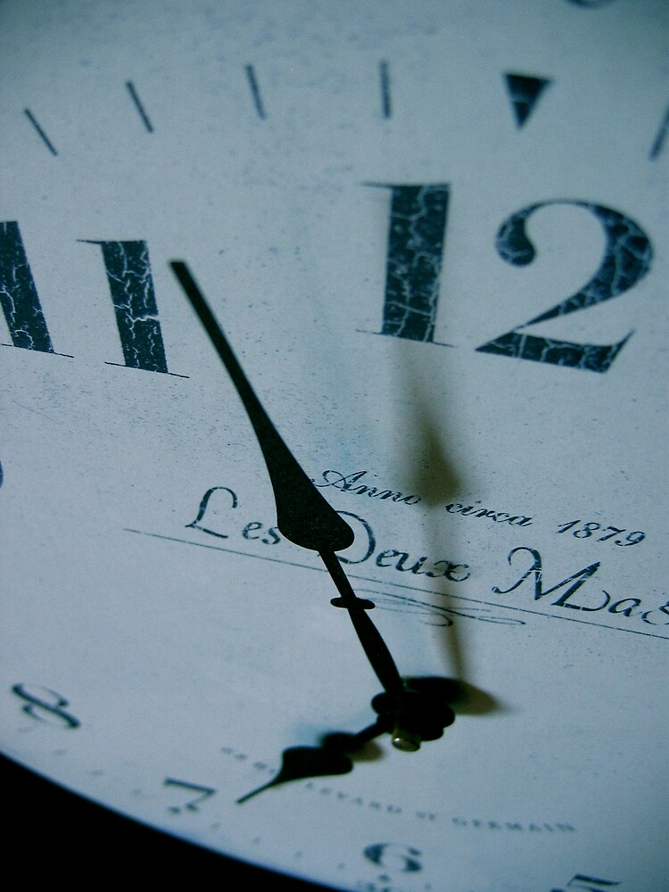 As if time stood still... by Ine Spee