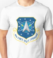 Air Force Space Command (AFSPC) Crest T-Shirt