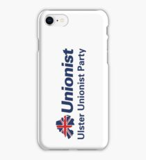 Ulster Unionist Party (UUP) Logo iPhone Case/Skin