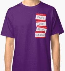 My Name Is Mabel Classic T-Shirt