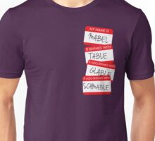 My Name Is Mabel Unisex T-Shirt