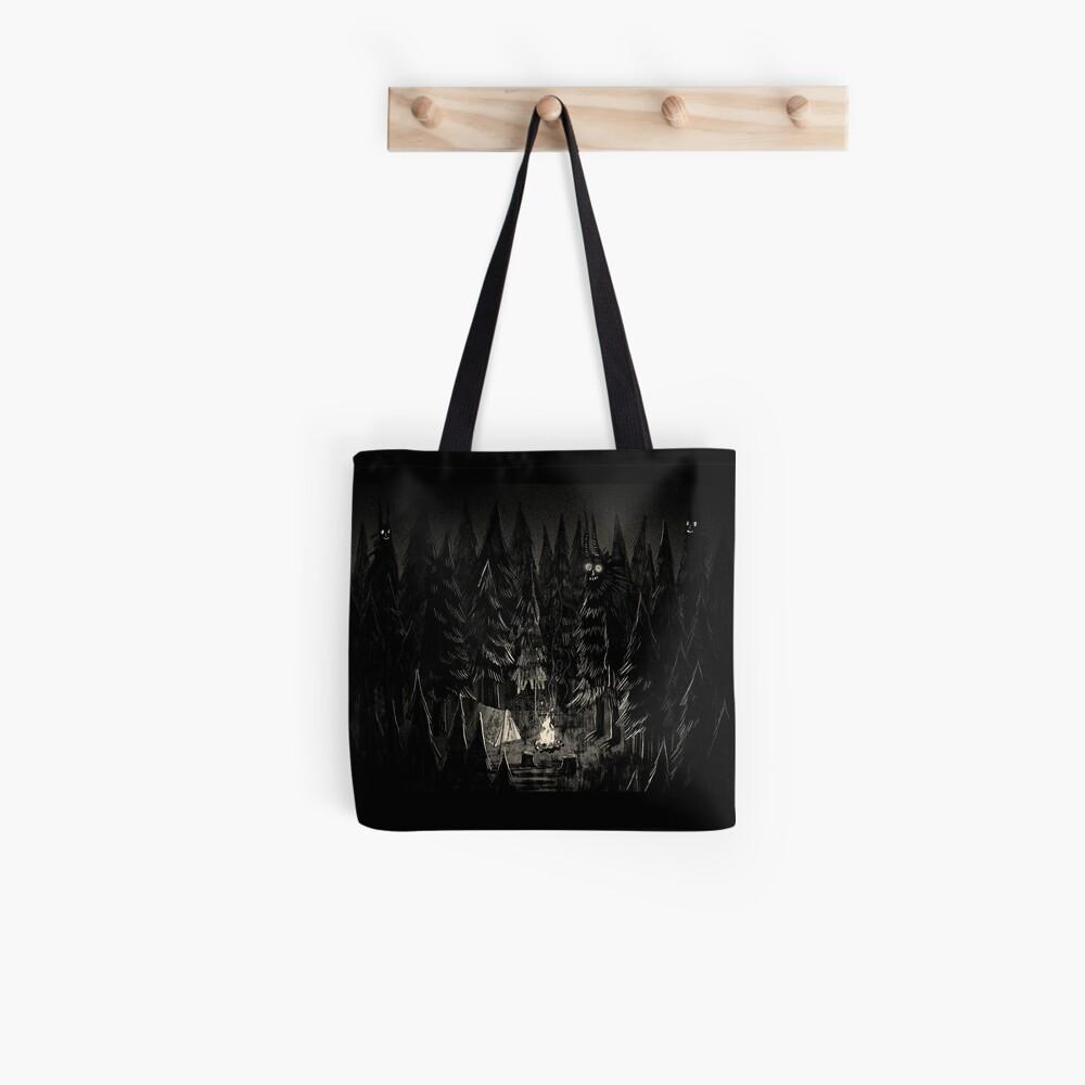 Der Wald ist lebendig Tote Bag