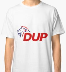 Democratic Unionist Party Logo Classic T-Shirt