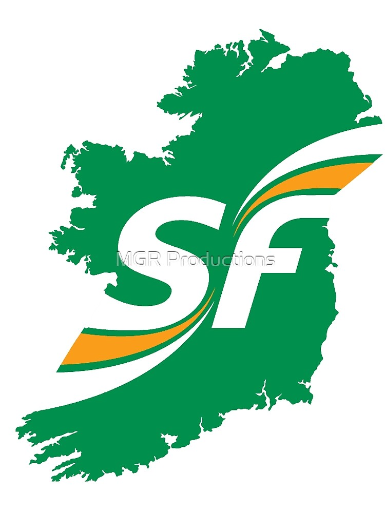 Sinn Fein Logo by Quatrosales