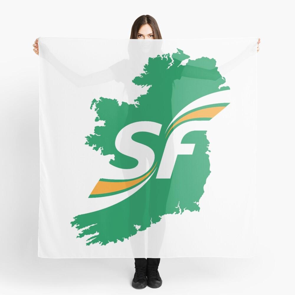 Sinn Fein Logo Scarf