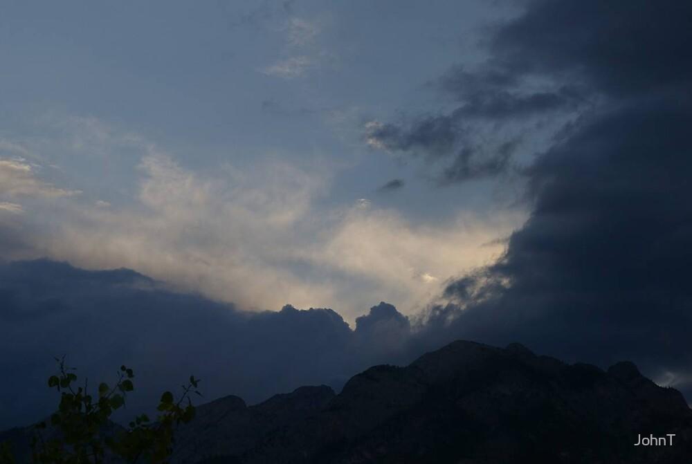 Eerie Sky by JohnT
