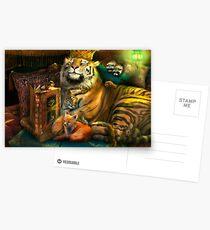 Der Geschichtenerzähler Postkarten