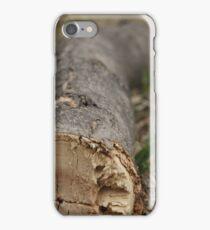 BIG LOG! iPhone Case/Skin