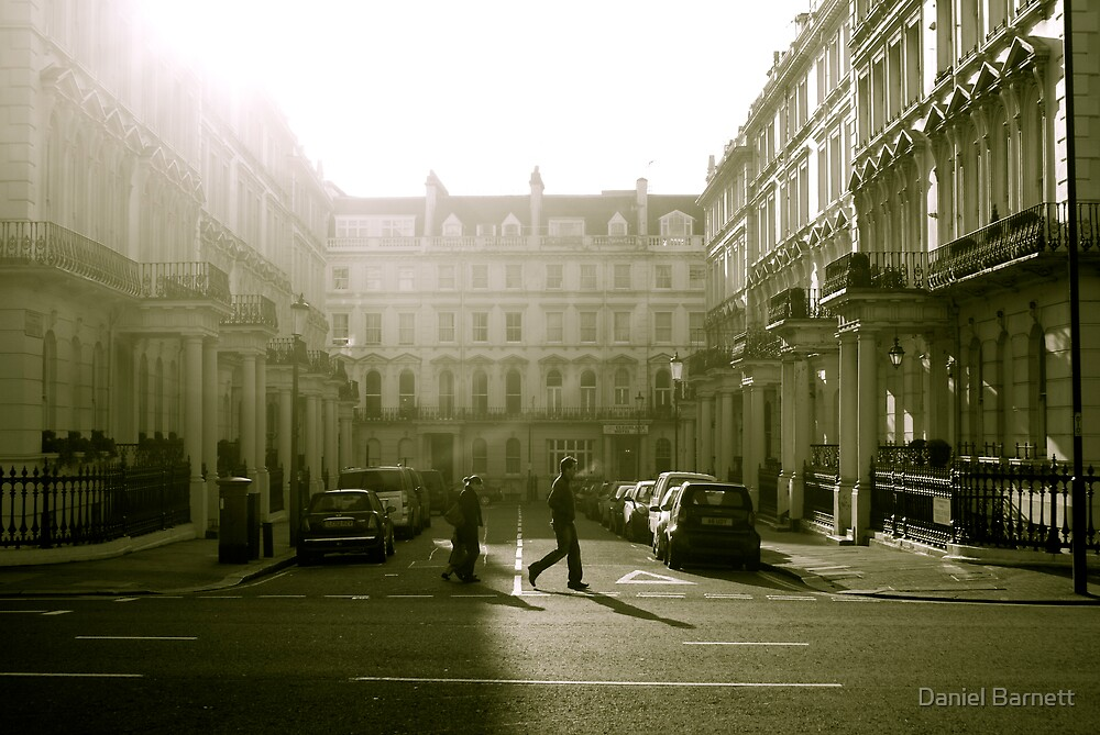 The charm of Kensington by Daniel Barnett