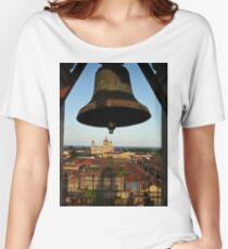 Bell Tower View, Granada, Nicaragua Women's Relaxed Fit T-Shirt