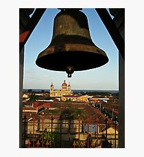 Bell Tower View, Granada, Nicaragua Photographic Print