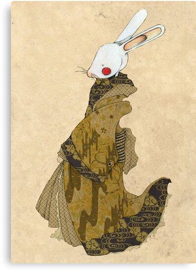 Geisha by Judith Loske