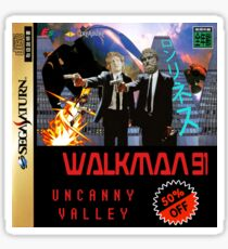 Walkman Sticker