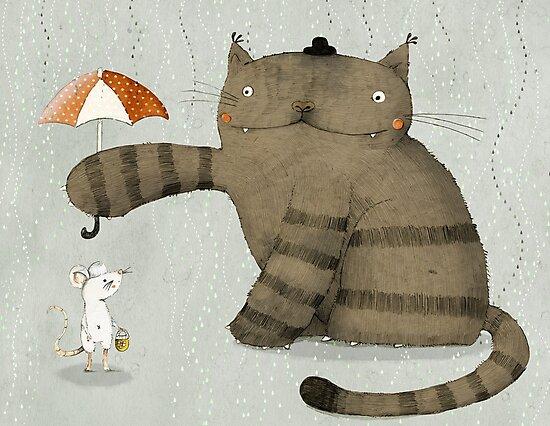 Umbrella by Judith Loske