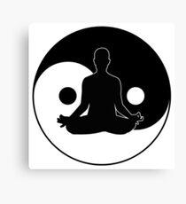 Calm Balance Canvas Print