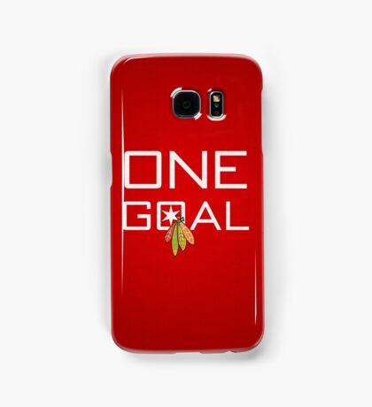 One Goal Samsung Galaxy Case/Skin