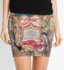 Sleeping Beauty Mini Skirt